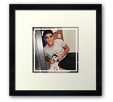 Grayson Dolan  Framed Print
