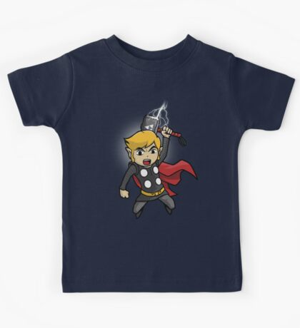 Song of Storms Kids Tee