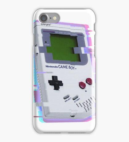 GameBoy Distort iPhone Case/Skin