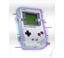 GameBoy Distort Poster