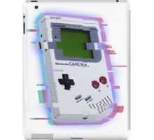 GameBoy Distort iPad Case/Skin