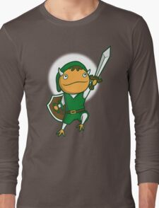 The Hero of Another World Long Sleeve T-Shirt