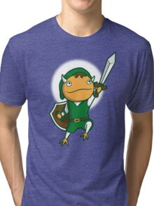The Hero of Another World Tri-blend T-Shirt
