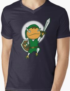 The Hero of Another World Mens V-Neck T-Shirt
