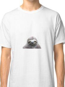 Smiling Sloth Classic T-Shirt