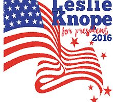 Leslie Knope for President by katiemayy6
