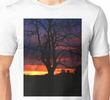 There's a thought that fills your mind..A vision of time..When you gaze at the morning sky..An orbit survey finds your mind..I will remember Unisex T-Shirt