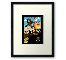 MadMax NES Framed Print