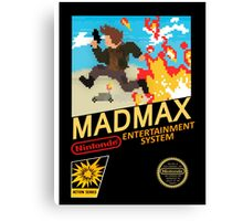 MadMax NES Canvas Print