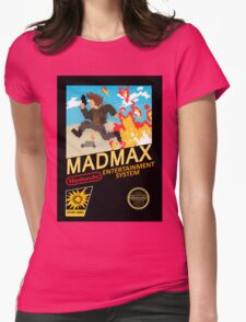 MadMax NES Womens Fitted T-Shirt