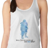 Will You Follow me, One Last Time? Women's Tank Top