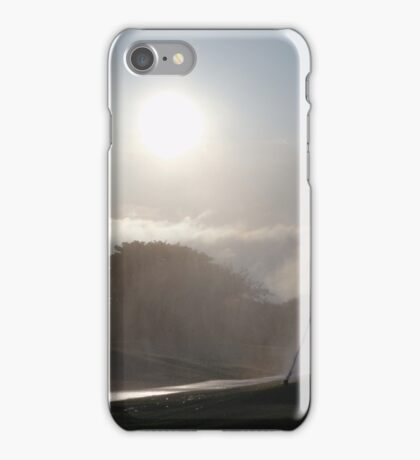 Sprinklers On The Old Course iPhone Case/Skin