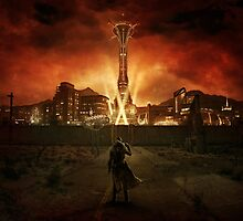 Fallout New Vegas by billiam666
