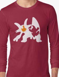 Mudkip, Marshtomp, Swampert Long Sleeve T-Shirt