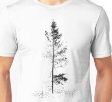 aspen solitude silhouette design Unisex T-Shirt