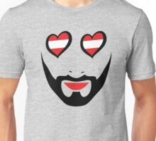 Conchita Wurst - Queen of all Austria Unisex T-Shirt
