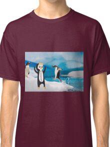 luke penguin Classic T-Shirt