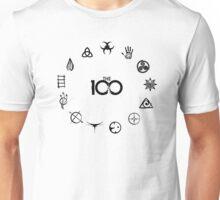 13 Clans - Black Unisex T-Shirt