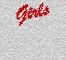 Girls Sweatshirt - Friends (red) Unisex T-Shirt