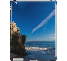 A Squadron of Pelicans iPad Case/Skin