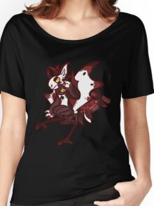 Devilish Women's Relaxed Fit T-Shirt