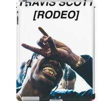 Travis Scott iPad Case/Skin