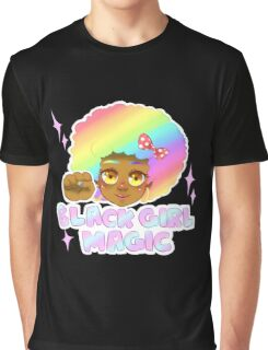 Black Girl Magic Graphic T-Shirt