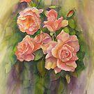 Summer Roses by bevmorgan