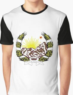 Emblem of Afghanistan, 1928-1929  Graphic T-Shirt