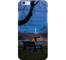 Peace in the Park (Prescot Park) iPhone Case/Skin
