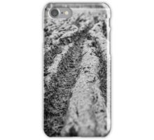 Mud Grooves iPhone Case/Skin