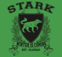 Stark University (Black) by Digital Phoenix Design