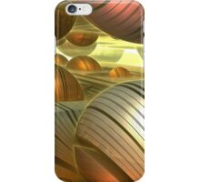 Golden Globes iPhone Case/Skin