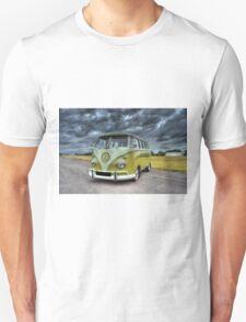 Split Screen Unisex T-Shirt