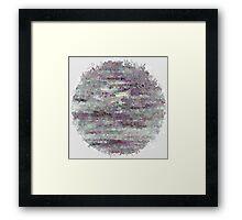 circle of life Framed Print