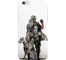 Big Boss Dog iPhone Case/Skin