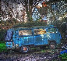 VW Camper by Nigel Bangert