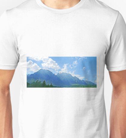 Carpathian Mountains Unisex T-Shirt