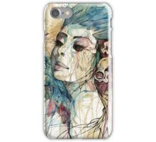 Natural Fashion // Lady iPhone Case/Skin