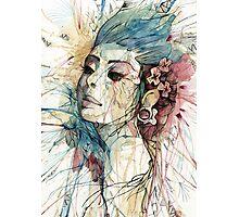 Natural Fashion // Lady Photographic Print