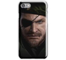 Metal Gear Trio  iPhone Case/Skin