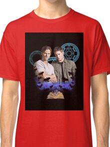 Devils Gate- Supernatural - Sam & Dean Classic T-Shirt