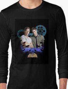 Devils Gate- Supernatural - Sam & Dean Long Sleeve T-Shirt