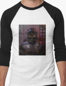 The atom astronaut (alternative) Men's Baseball ¾ T-Shirt