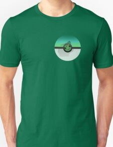 Pokemon 20th Pokeball Bulbasaur tshirt tee T-Shirt