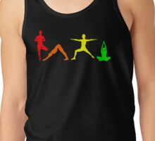 Yoga Multi Tank Top