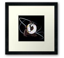 Drakkarium Doctor Donut Framed Print