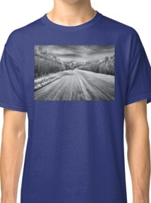 Road to the Slopes Classic T-Shirt