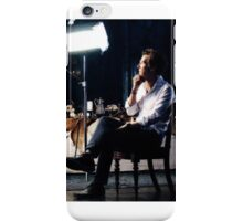 The Thinker - Benedict Cumberbatch iPhone Case/Skin