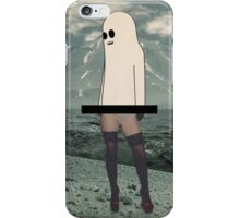She the ghost iPhone Case/Skin